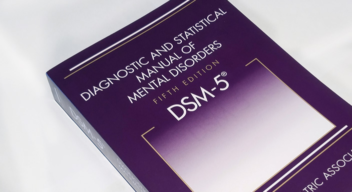 Picture of the DSM-5